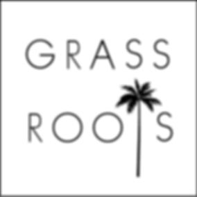 grassroots landscaping and design logo