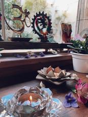 Altar do Sampoorna
