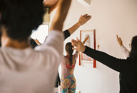 Curso de Formação - Yoga Sampoorna