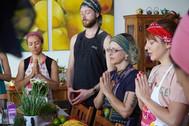 """Módulo de culinária vegana """"A Cozinha Saudável"""" com a Rosana"""