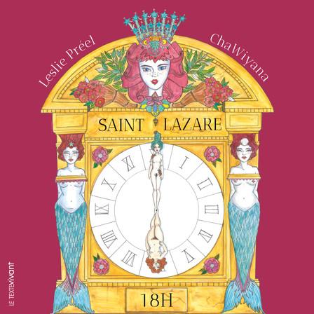 Le 2 novembre, soirée de lancement de SAINT-LAZARE 18H