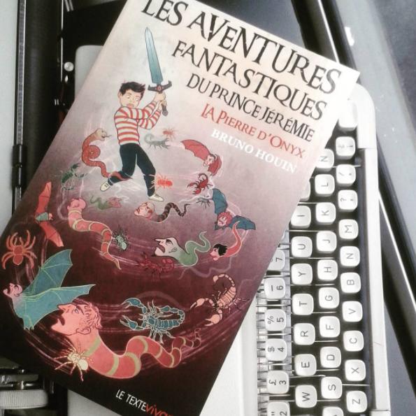 Les aventures fantastiques du Prince Jérémie