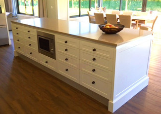 Contempory Country Kitchen