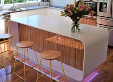 High Gloss Bespoke Kitchen