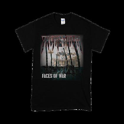 Faces Of War T-shirt