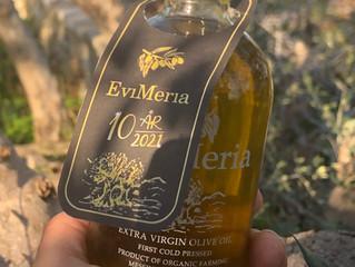 Februari 2021,10 års jubileum för EviMeria i Sverige!