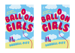 Text - Get Ready for Take-Off Balloon Gi