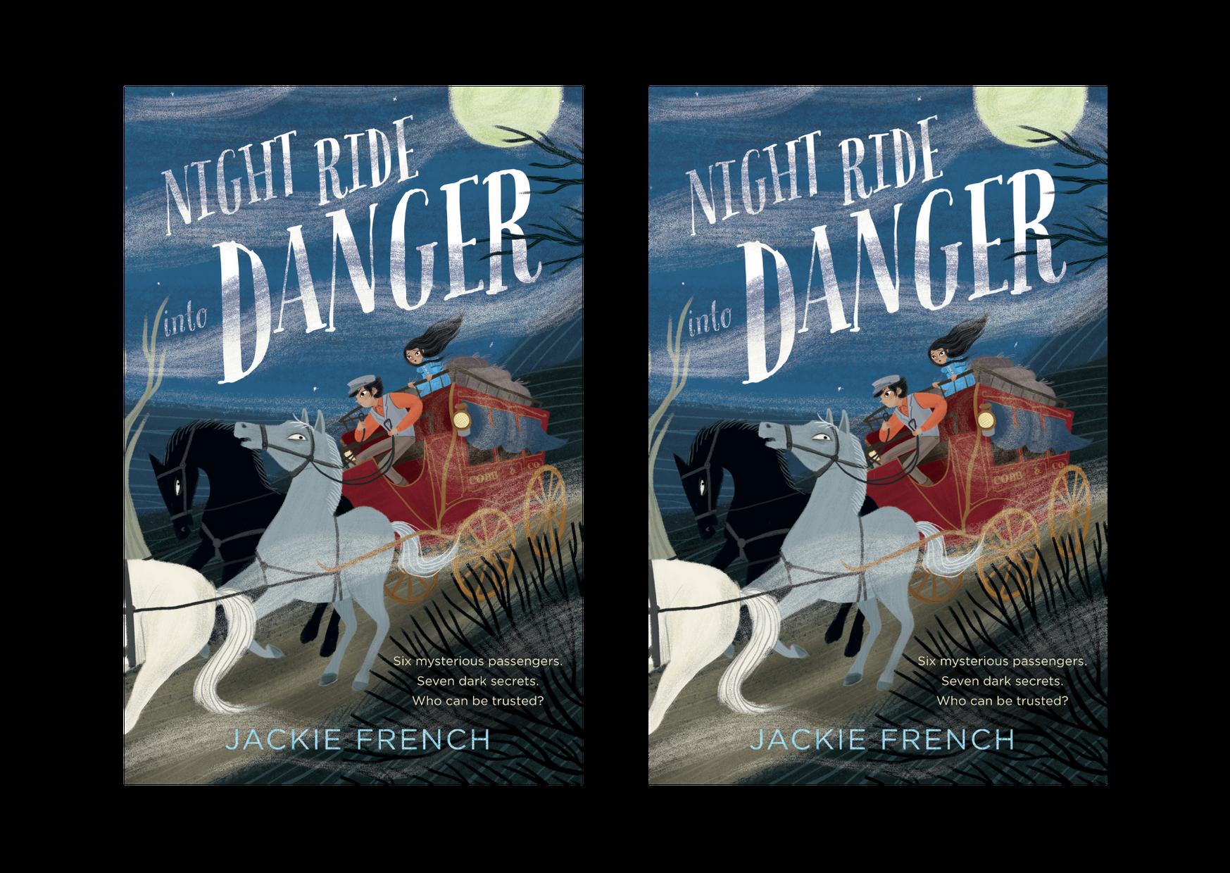 HarperCollins - Night Ride into Danger