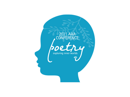 2021 International AAA Professional Development Conference Poetry: exploring inner worlds