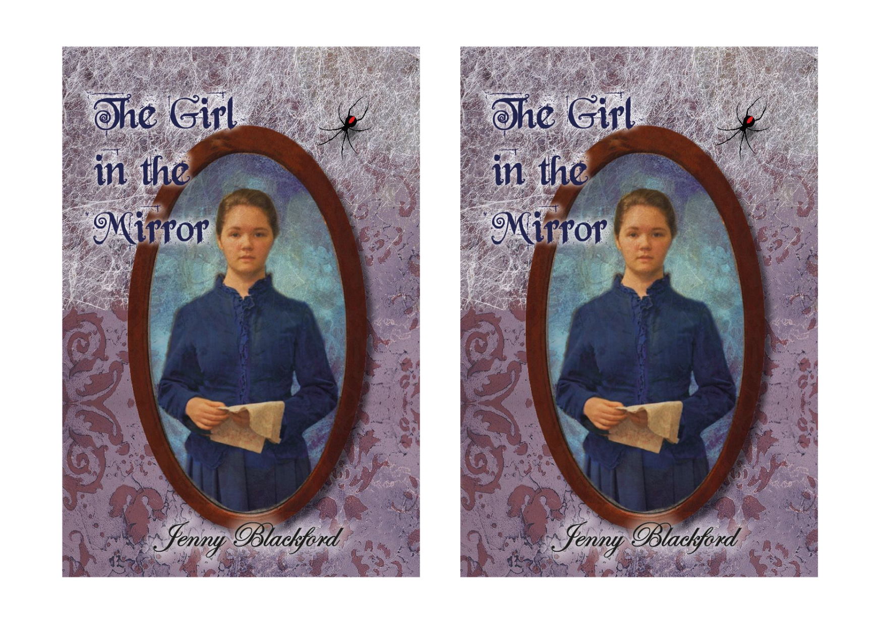 Christmas Press - The Girl in the Mirror