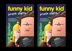 HarperCollins - Funny Kids 9 Prank Alien