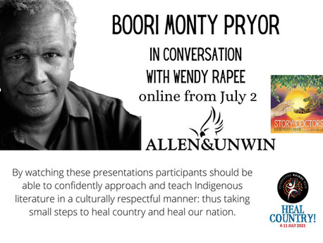 Celebrating NAIDOC Week 2021: Contemporary Indigenous Voices