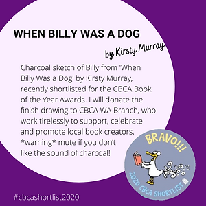 2020 - Bravo - N - When Billy was a Dog.