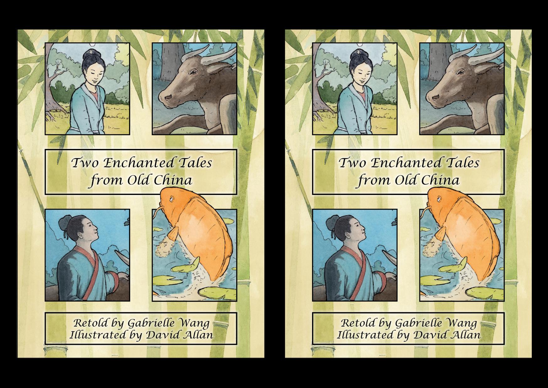 Christmas Press - Two Enchanted Tales fr