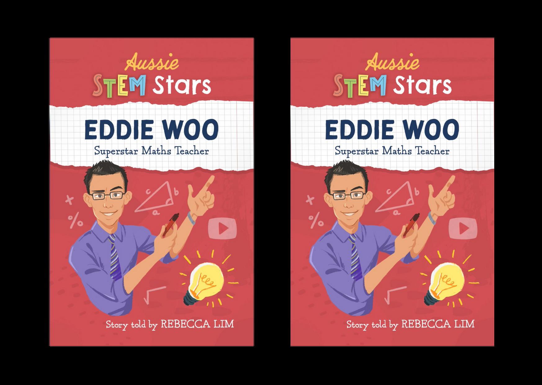 Wild Dog Press - Aussie STEM Stars Eddie