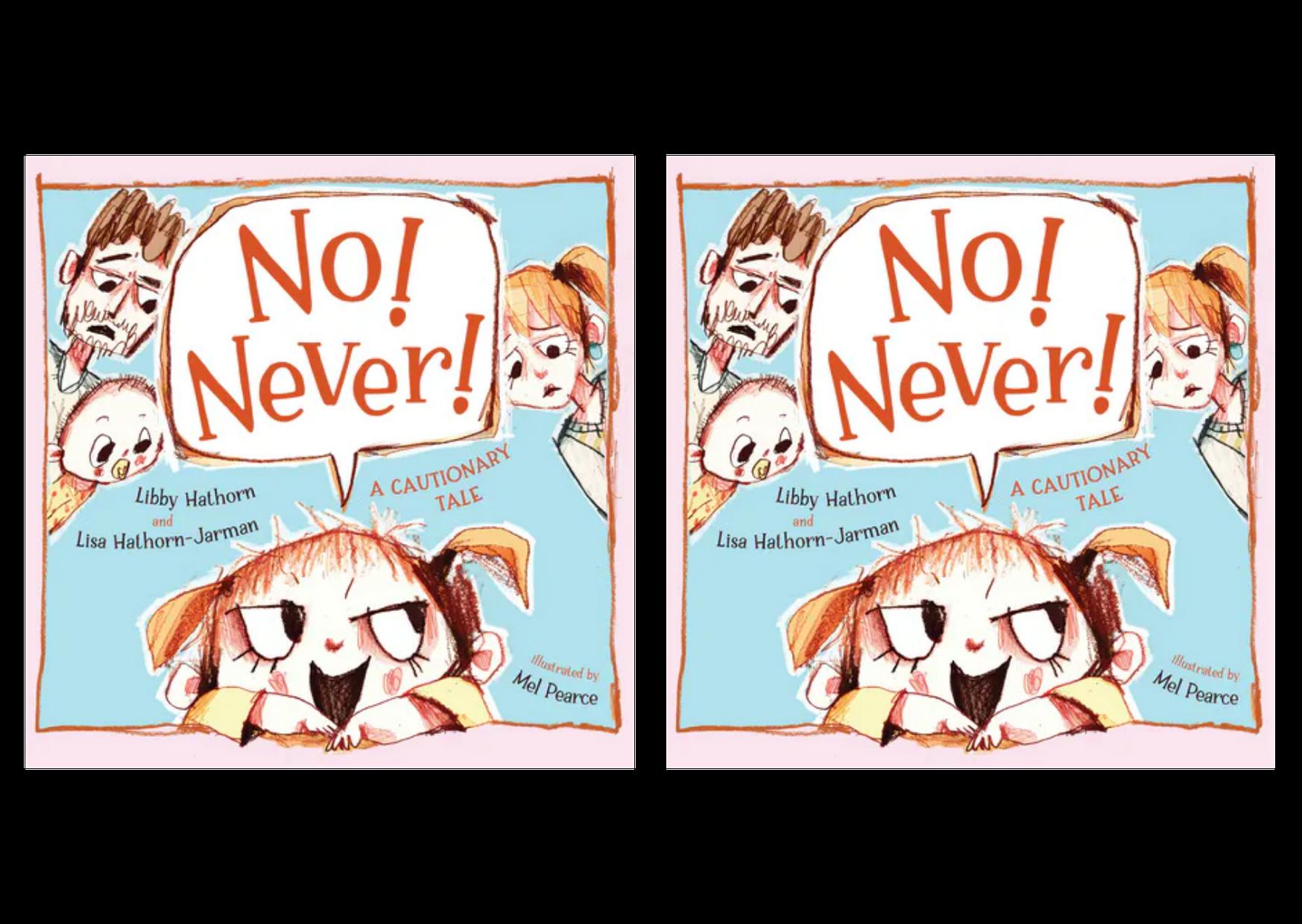 Hachette - No Never