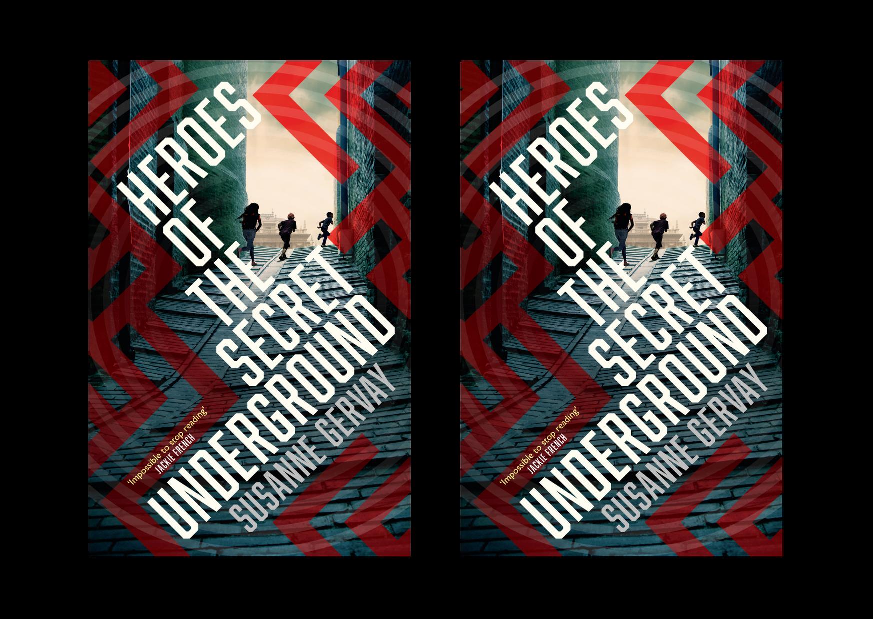 HarperCollins - Heroes of the Secret Und