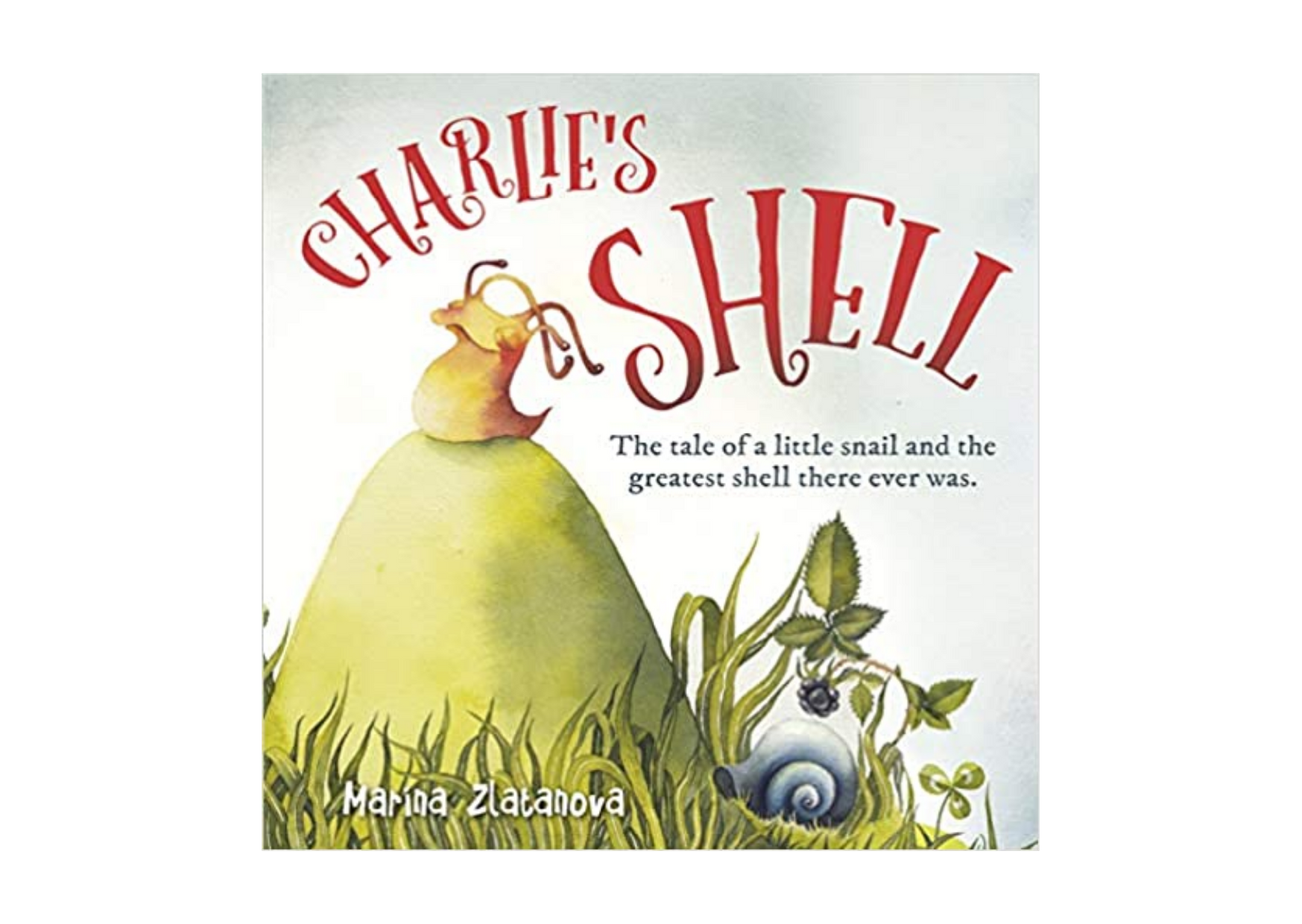 New Holland Publishers - Charlie's Shell