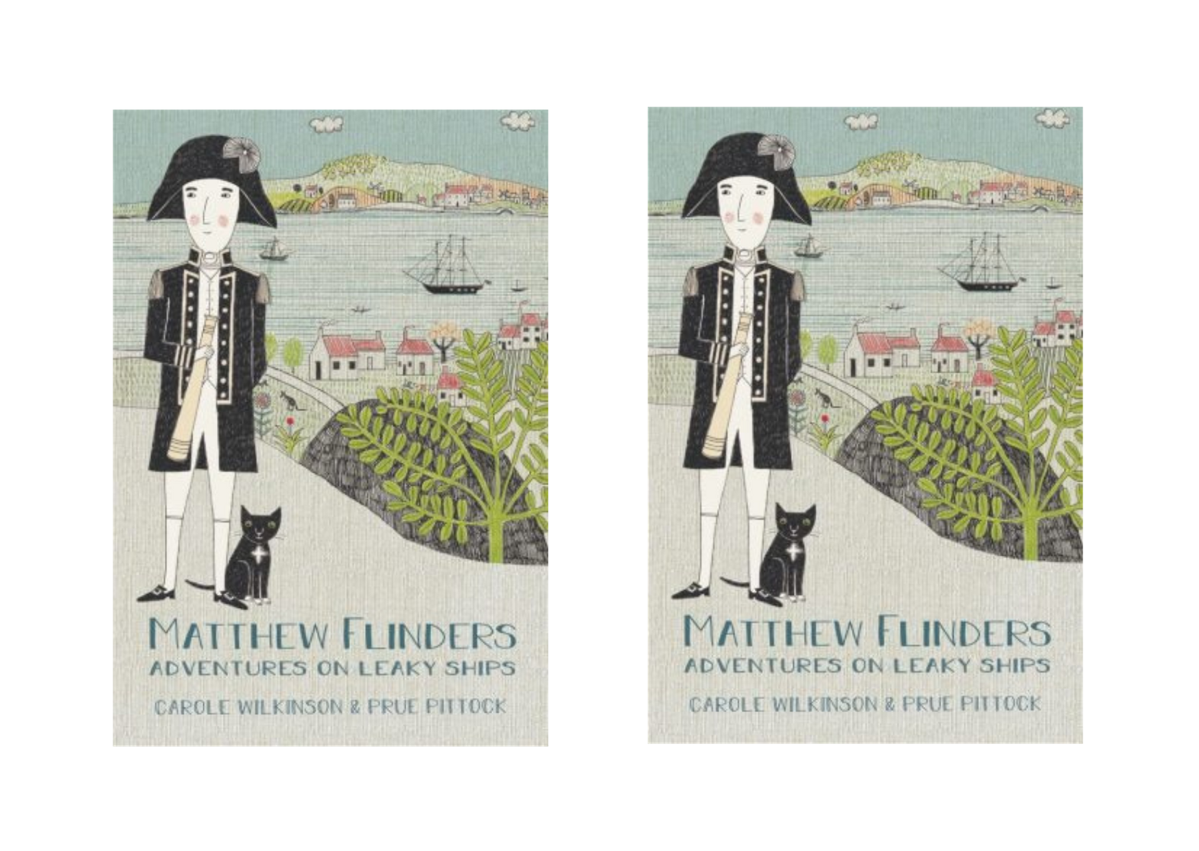 WDog T - Matthew Flinders: Adventures on