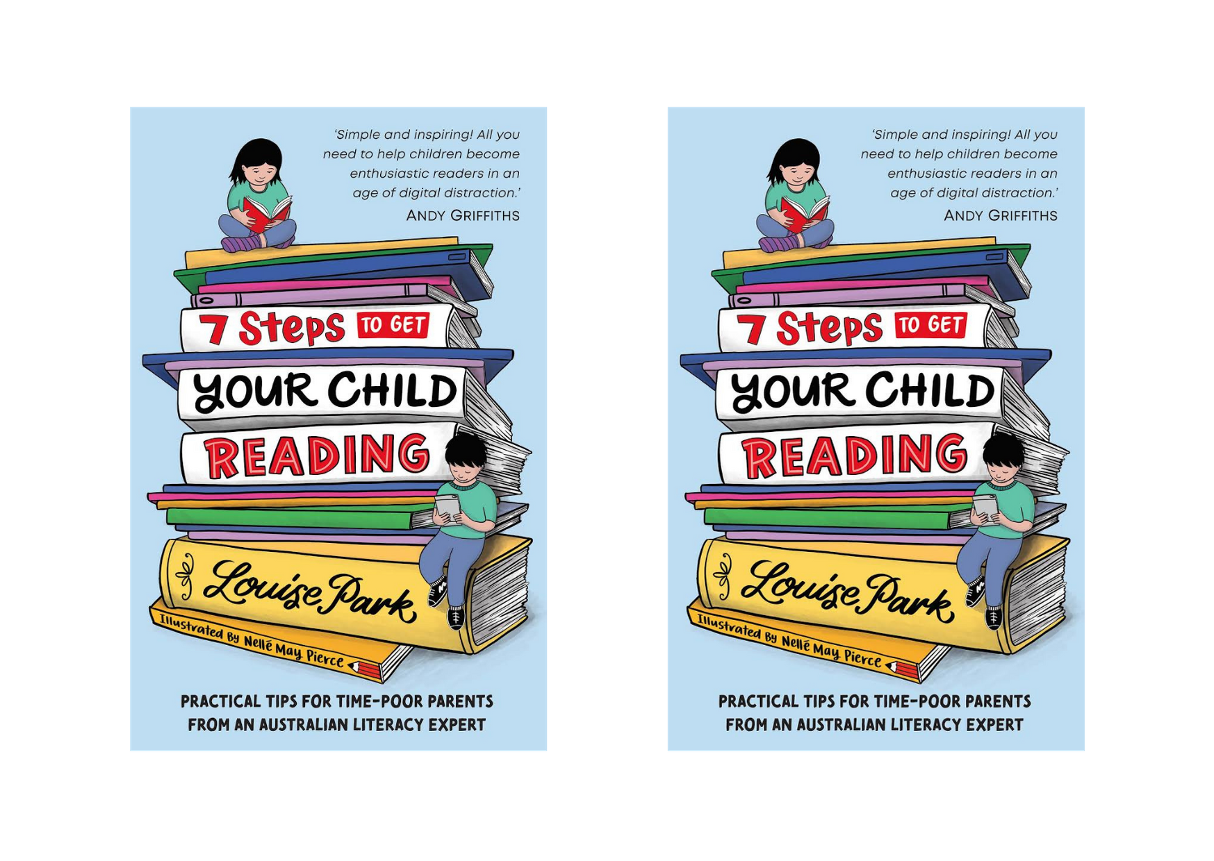 7 Steps to get your Child to Read