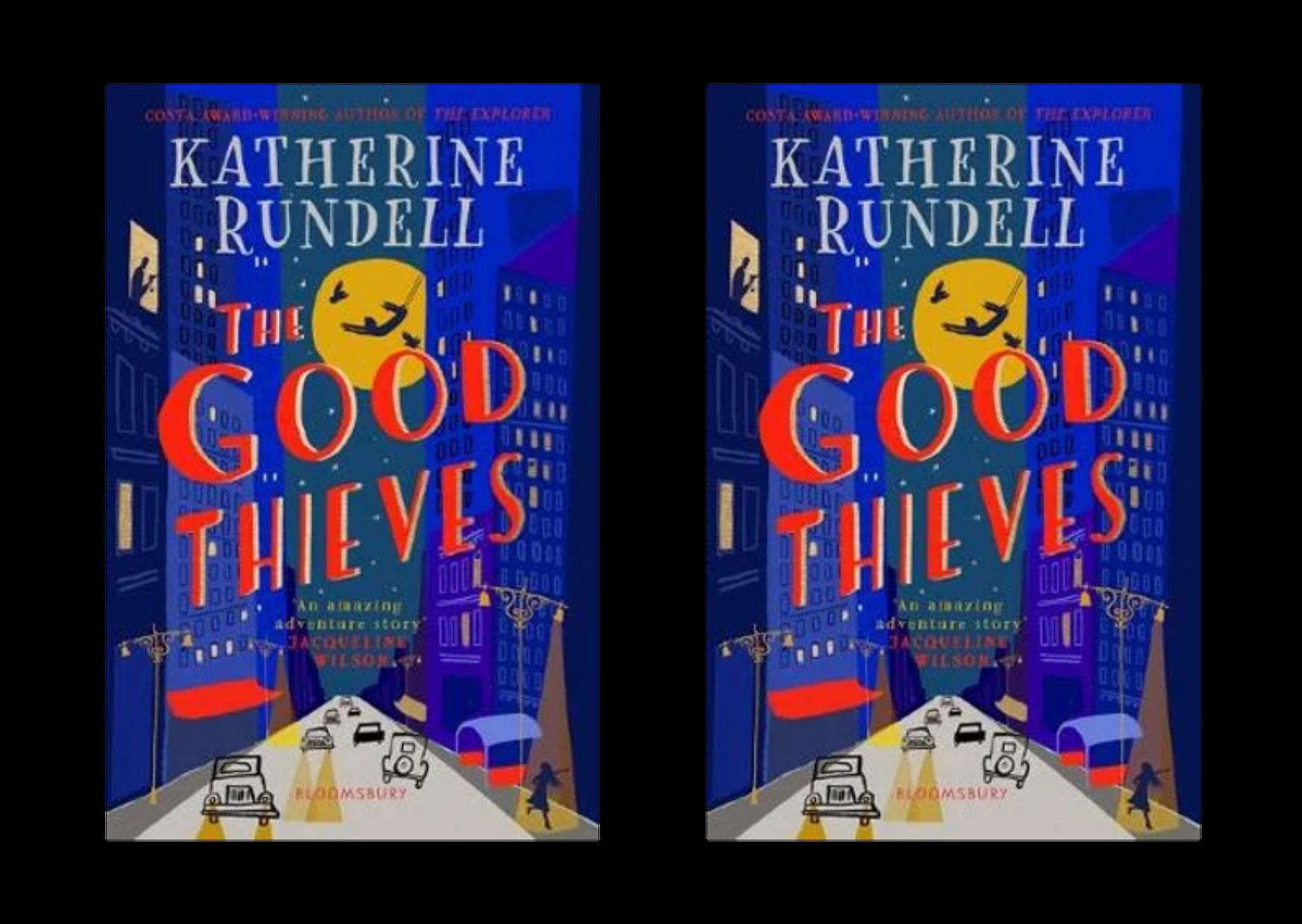 Bloomsbury - The Good Thieves
