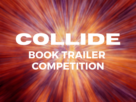 Collide! Book Trailer Competition