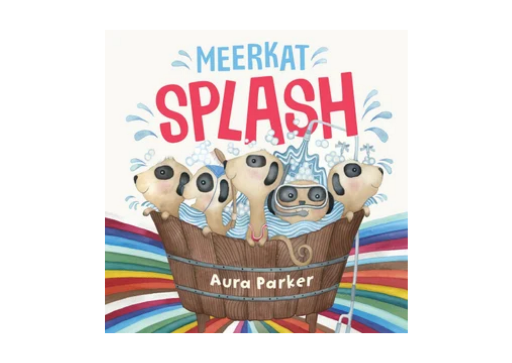 Penguin Australia - Meerkat Splash