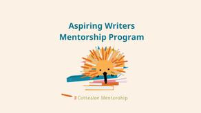 2021 Aspiring Writers Mentorship Program