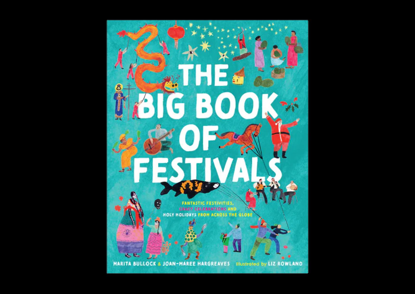 Hachette - The Big Book of Festivals