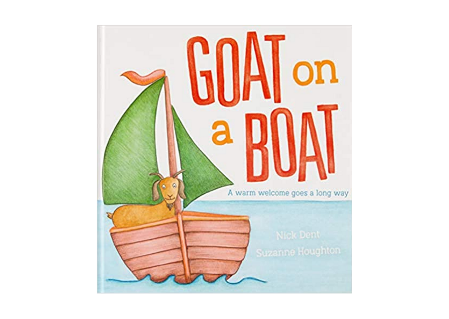 Omnibus Books - Goat on a Boat