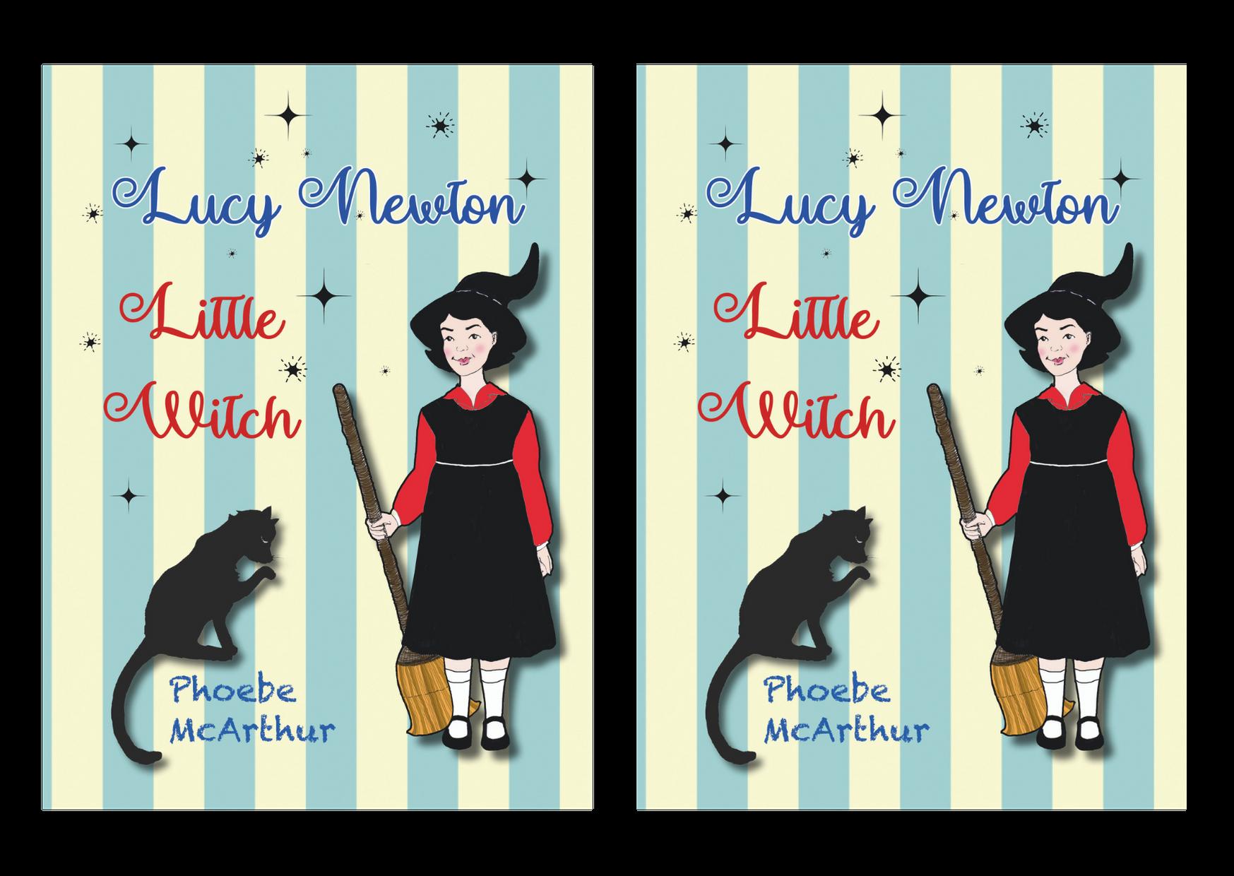 Christmas Press - Lucy Newtown, Little W