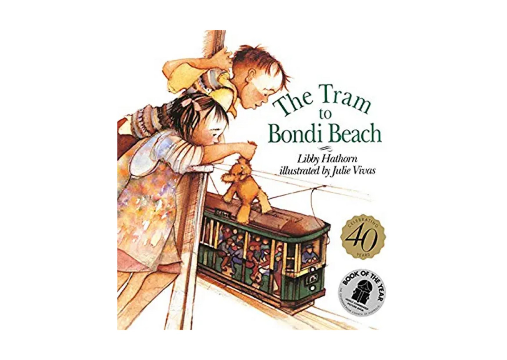 Libby Hathorn - The Tram to Bondi