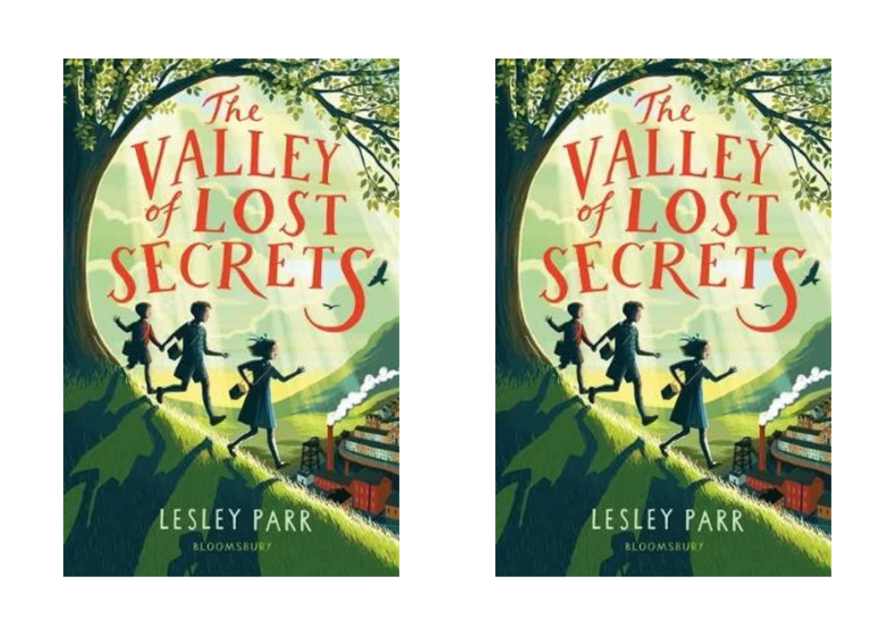 Bloomsbury - The Valley of Lost Secrets