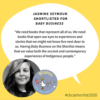 2020 - Bravo - Baby Business Jasmine Sey