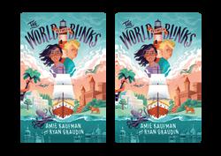 HarperCollins - The World Between Blinks