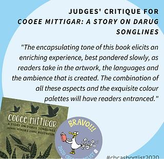 2020 - Bravo - Cooee Mittigar A Story on