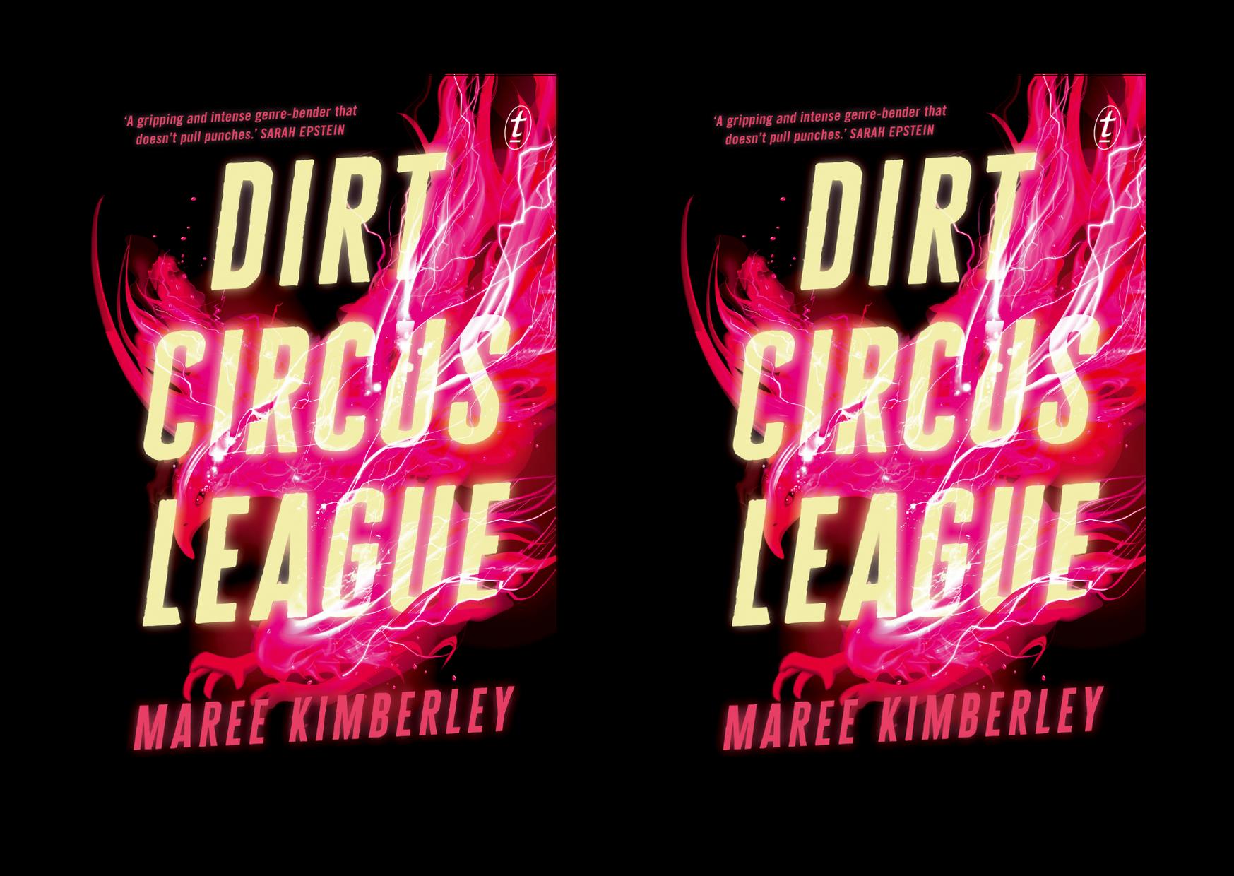 Text - Dirt Circus League