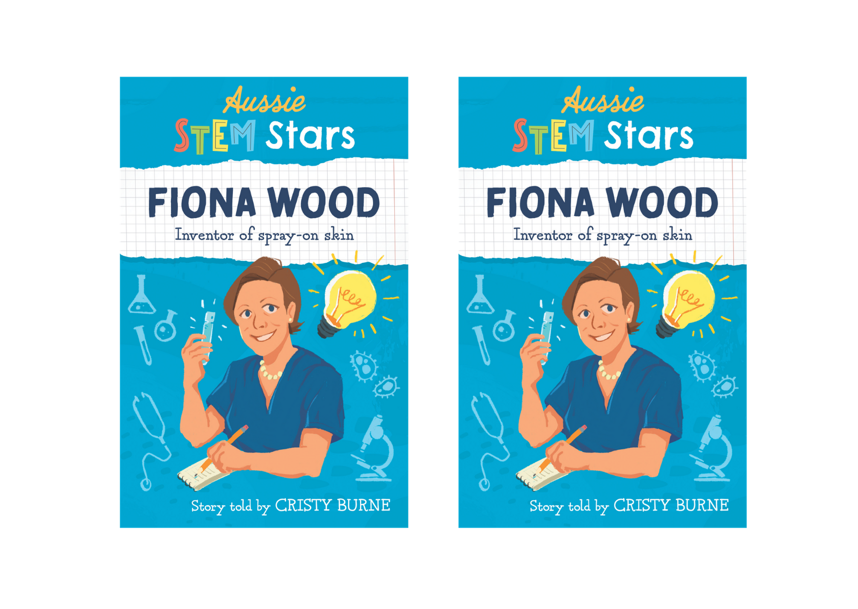 Aussie Stem Star Fiona Wood