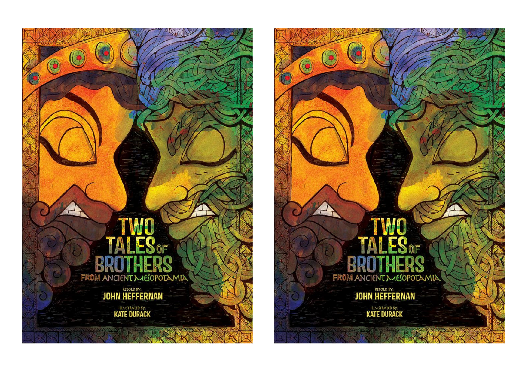 Christmas Press - Two Tales of Brothers