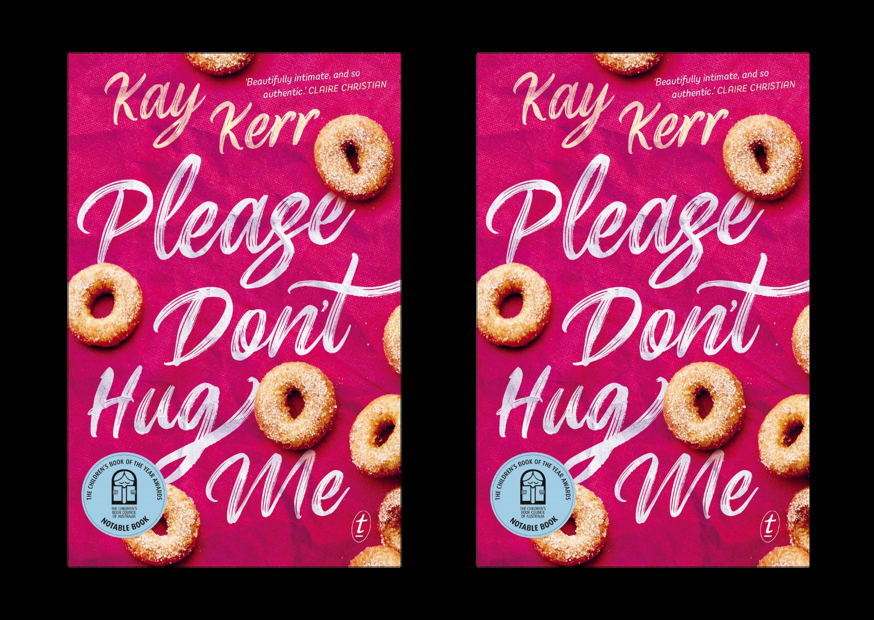 Text - Please Don't Hug Me