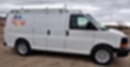 Nortech HVAC Work vehicle