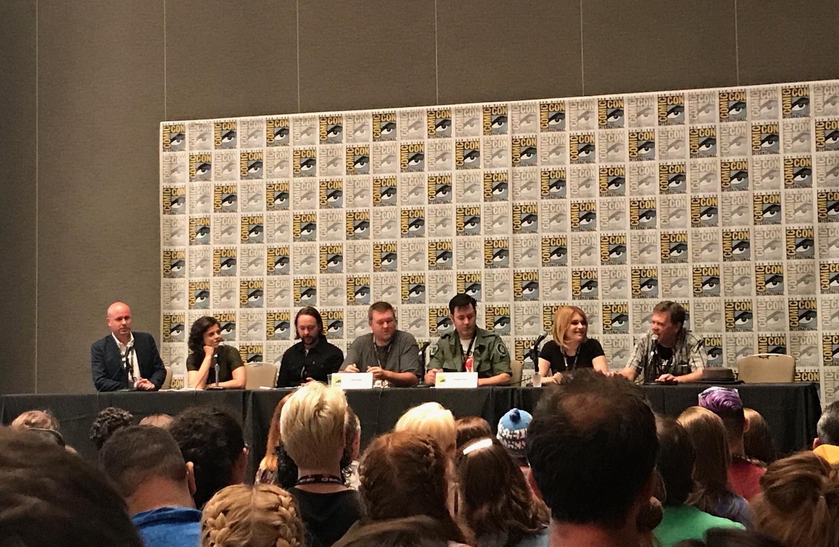 Comic Con Panel