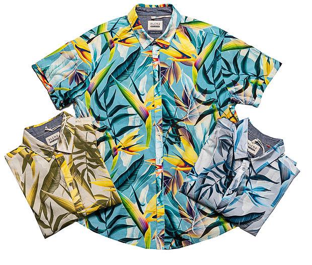 Blend Hawaii skjorter
