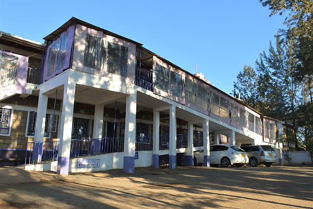 Jacaranda Clinic and Hospital