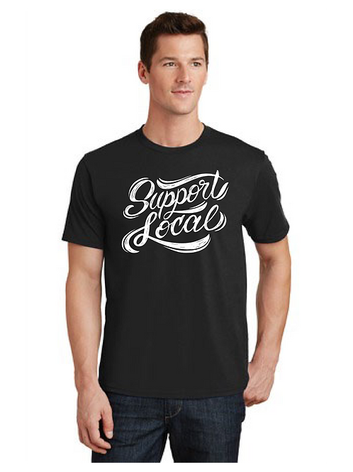 Port & Company Fan Favorite Tee - Support Local