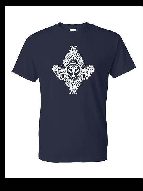 Gildan - DryBlend® T-Shirt - The Divine Willow - Logo