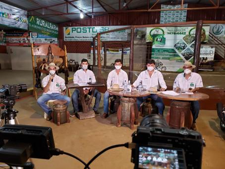Live Batida do Martelo | Unaí Leilões