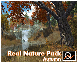 Real Nature Pack - Autumn  $20.00