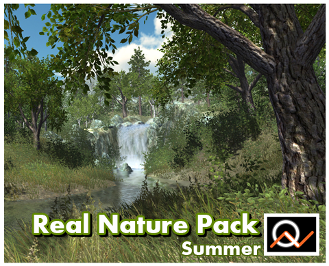 Real Nature Pack - Summer  $35.00