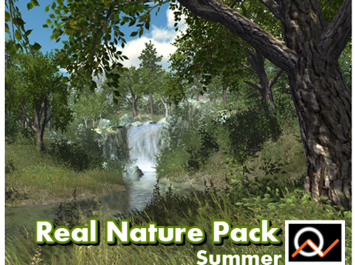 Real Nature Pack - Summer